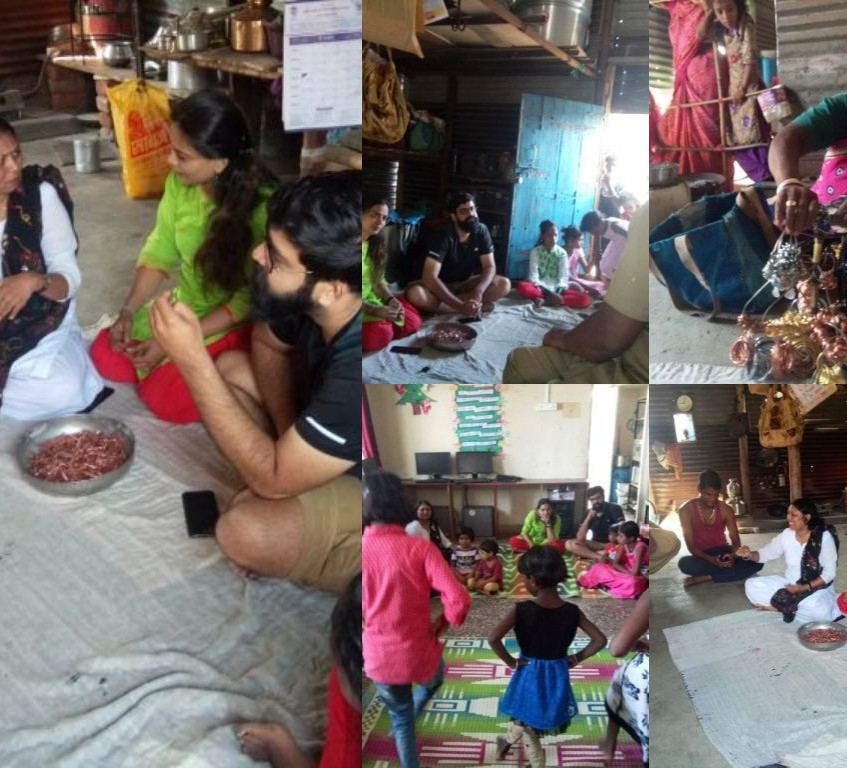 soham & Urjita Visit