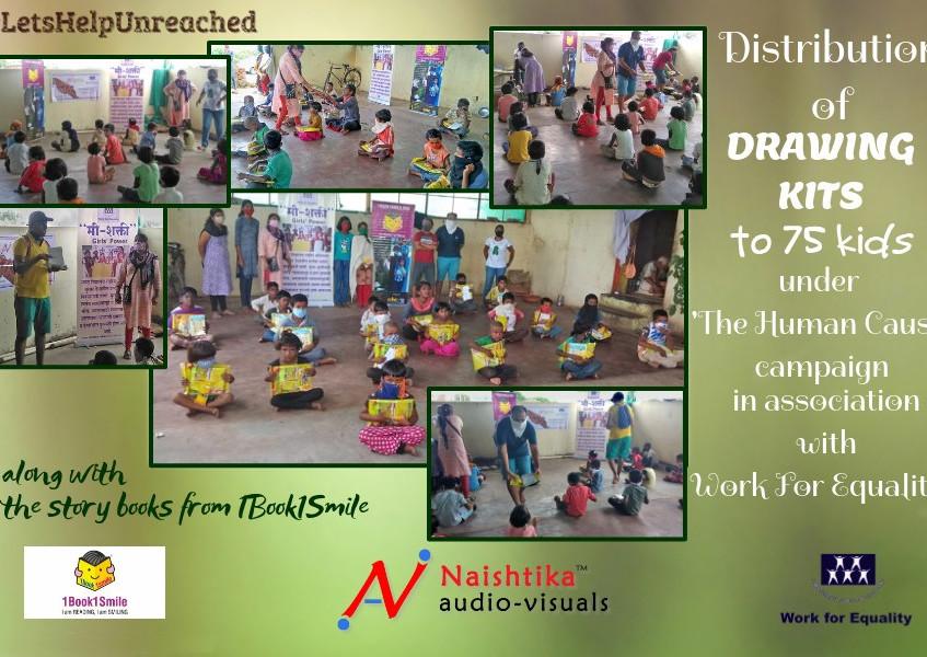 Naishtika - drawing kits