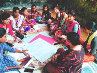 Increasing Voice and Visibility of Deprived Girls