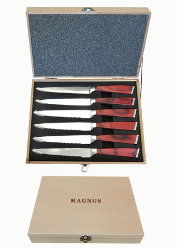 Benchmark Steak Knives