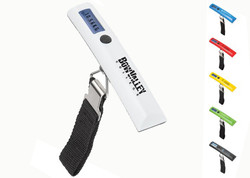 LCD Convertible 90Lbs Luggage Scale