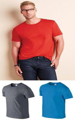 Authentic Gildan Deluxe T-Shirt