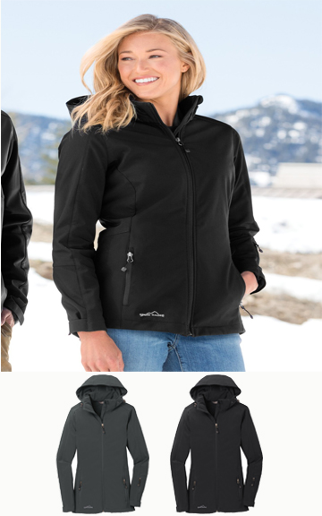 Soft Shell Ladies Jacket