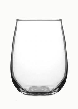 Stemless White Wine