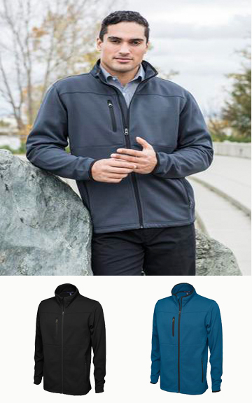 Coal Harbour City Fleece Jacket