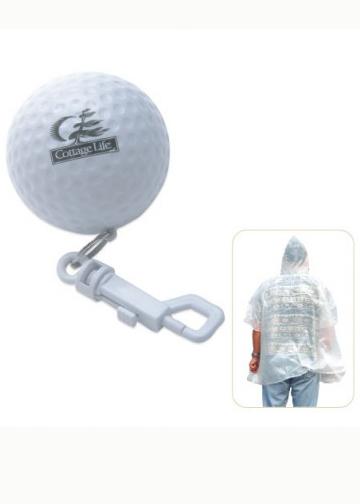 Golf Poncho