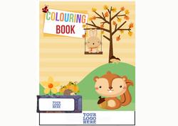 Benchmark Colouring Book