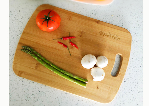Regular Bamboo Cutting Board