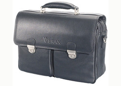Muscatti Premium Leather Computer Bag