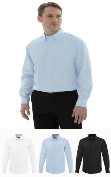 Non-Iron Twill Shirt