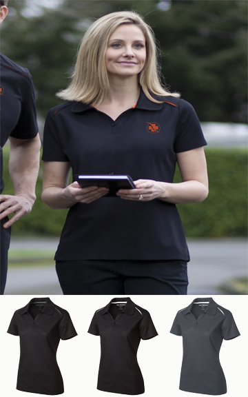 Inset Ladies Sport Shirt
