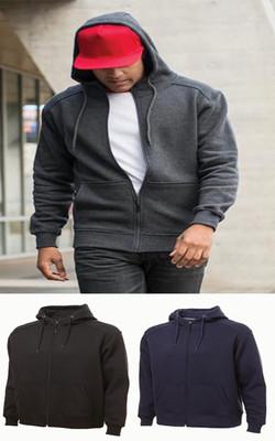 Premium Full Zip Hoodie Sweatshirt