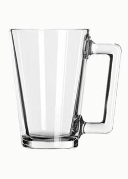 Valucci SA Tempered Coffee Glass
