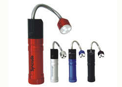 The Magnet Aluminum Led Beam Flashlight