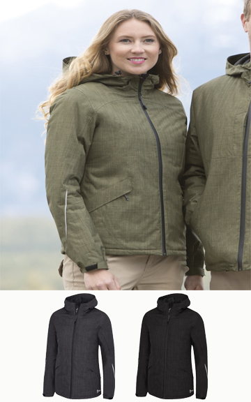 Thermo Tech Ladies Jacket