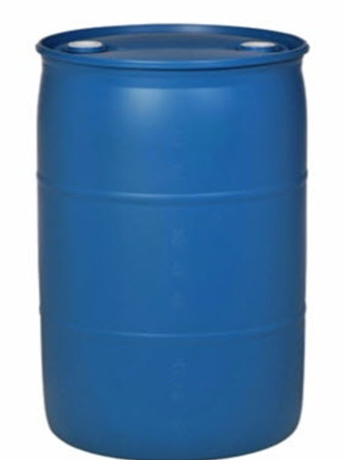55 Gallon Poly Drum w/ lid