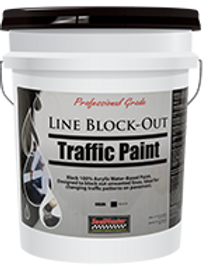 Line Block Out Paint - 5gal