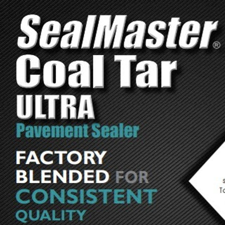 SealMaster Coal Tar Ultra