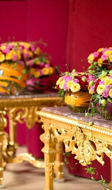 Expo Tapis de fleurs à l'Hôtel de ville de Bxl 2014