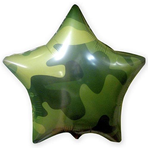 Шар Звезда Милитари