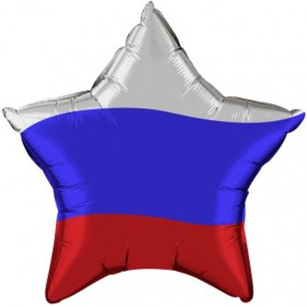 Шар Звезда, Триколор России