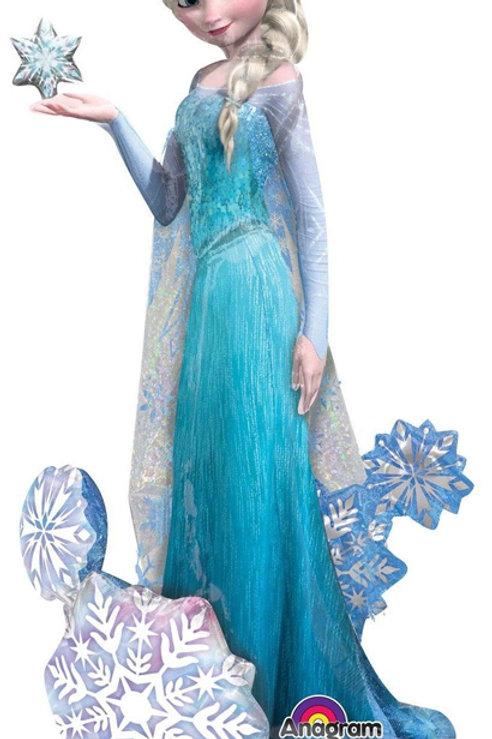 Шар ходячий Холодное сердце Принцесса Эльза