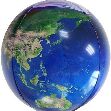 Шар сфера 3D, Планета Земля