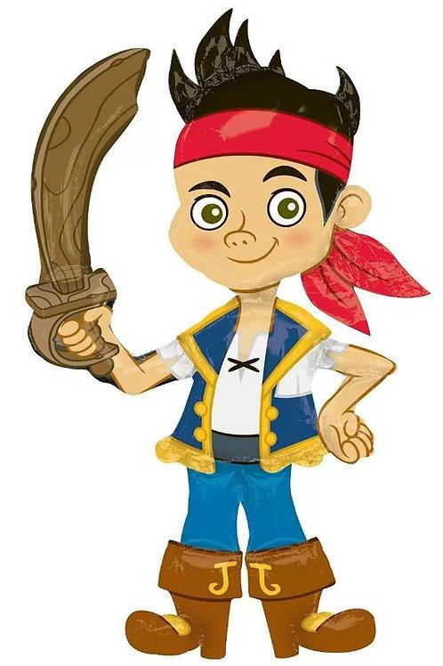 Шар ходячий Джейк пират