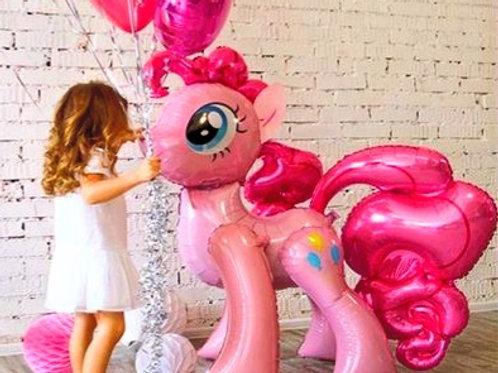 Ball walking pony Pinkie Pie