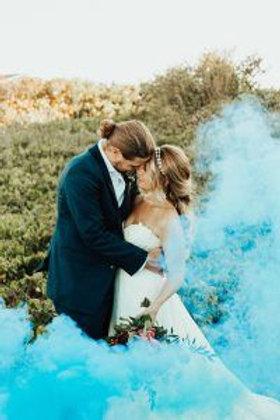 Дым небесно-голубой