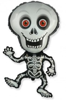 Шар Танцующий скелет