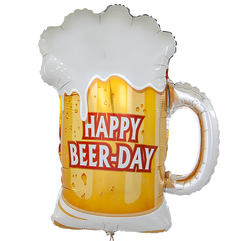 Шар Пиво в кружке