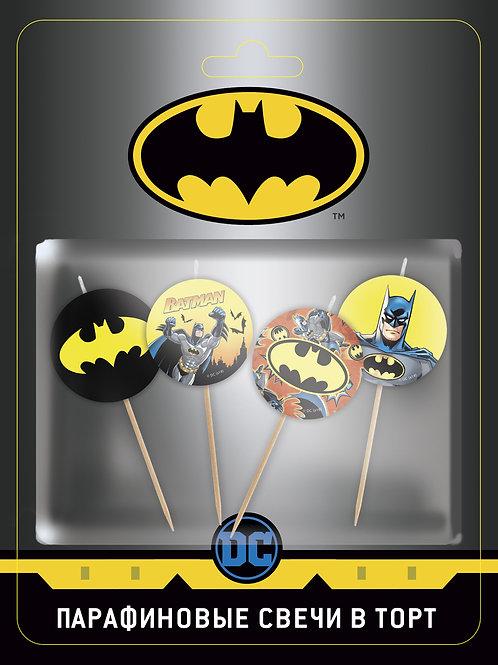 Свечи Бэтмен
