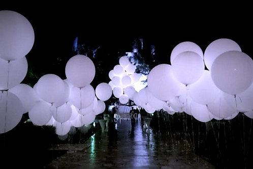 Светящийся шар гигант 90 см вкл/выкл