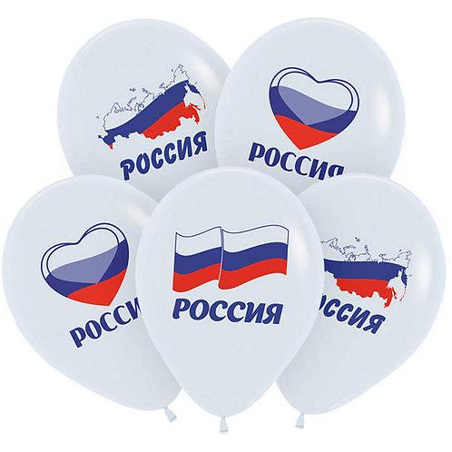 Шары Россия Триколор