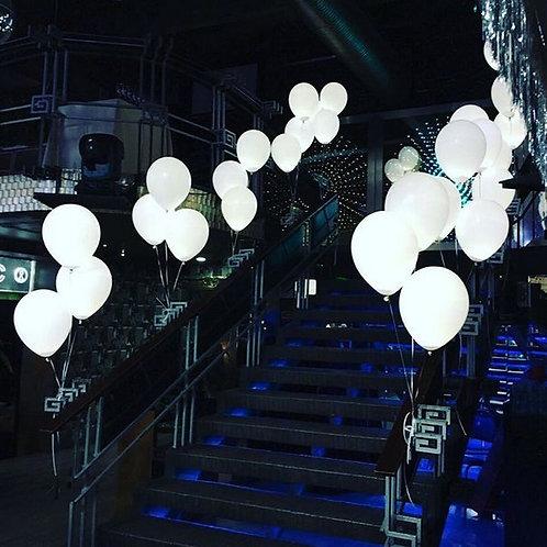 Светящиеся шарики вкл/выкл