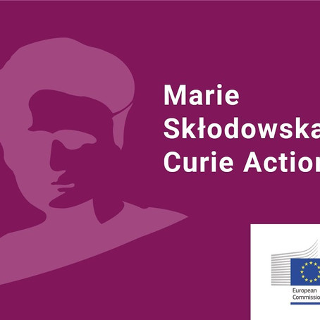 Benjamí is awarded a Marie Sklodowska-Curie Fellowship