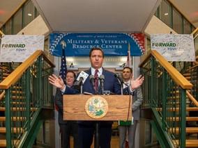 Governor Ron DeSantis Announces Housing Loan Program for Military and Veterans