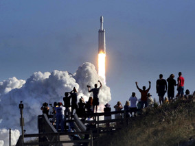 The crowds are back. Now can the space industry build on the momentum?