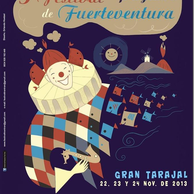 Cartel Festival Tran Tran 2013