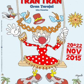 Cartel Festival Tran Tran 2015
