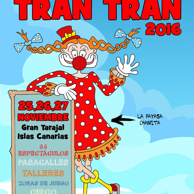 Cartel Festival Tran Tran 2016