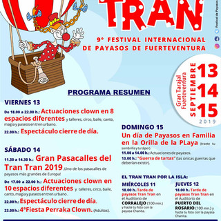 J Avance horarios programacion Tran Tran 2019.jpg