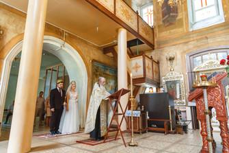 Венчание Зураба и Веры