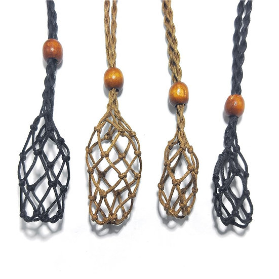 Woven Crystal Catcher