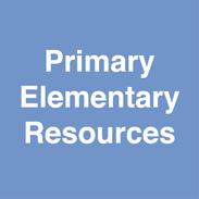 Primary Elementary Resources