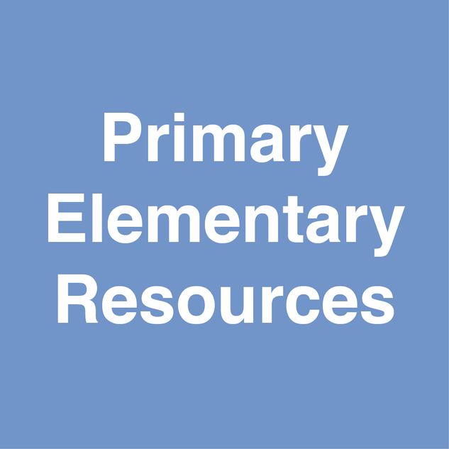 Primary Elementary Resources
