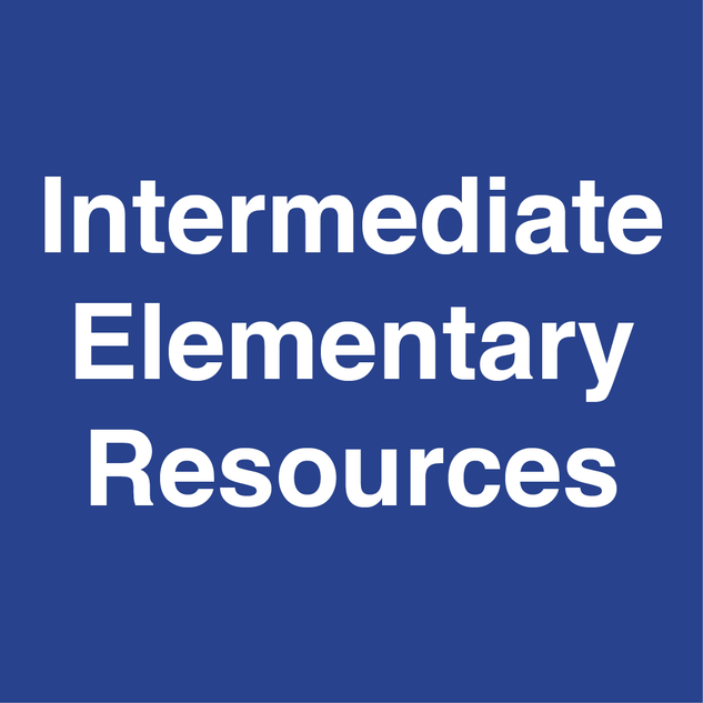 Intermediate Elementary Resources
