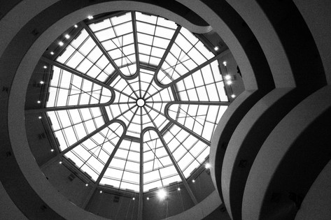 Guggenheim Museum, New York City, United States of America.