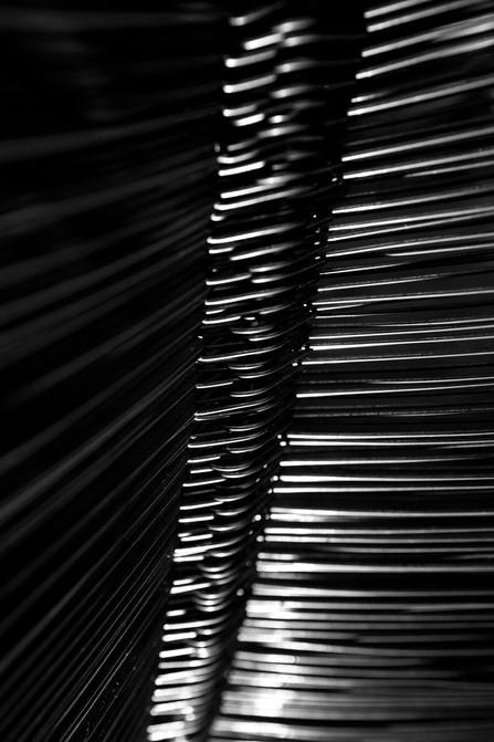 """""""Network"""", Martina Vontobel, Park Hyatt Zurich."""